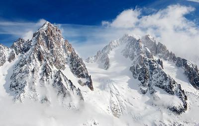 Grand Montets, Chamonix