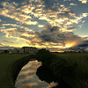 St Andrews Old Course Sunset