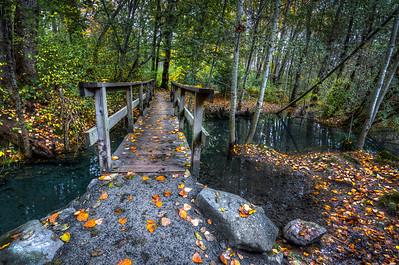 Rotory Park Trail Bridge