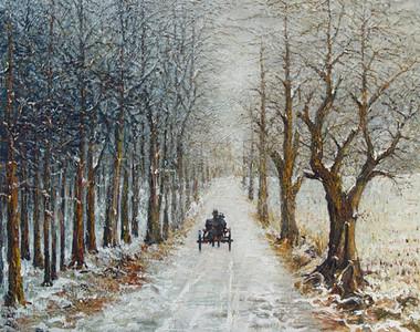 A Ride Through the Snow