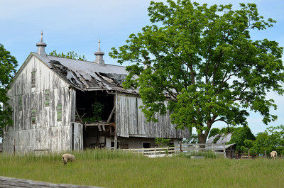 Barn in Antietam, MD