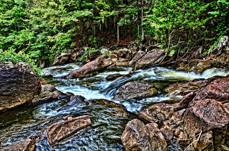 Chewacla Falls