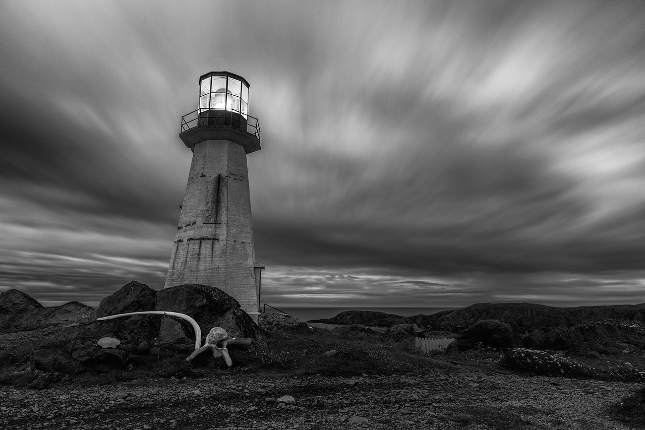 Quirpon Island Lighthouse, Newfoundland
