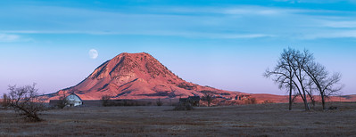 Bear Butte Panorama.