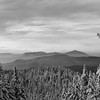 Camels Hump from Madonna Mtn, Smugglers Notch