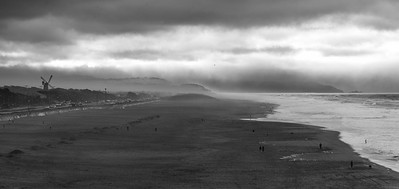Misty Morning on the SF Bay