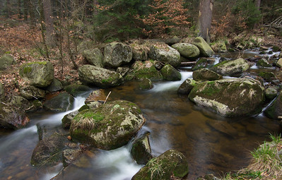 Die Ilse im Harz - At the river Ilse