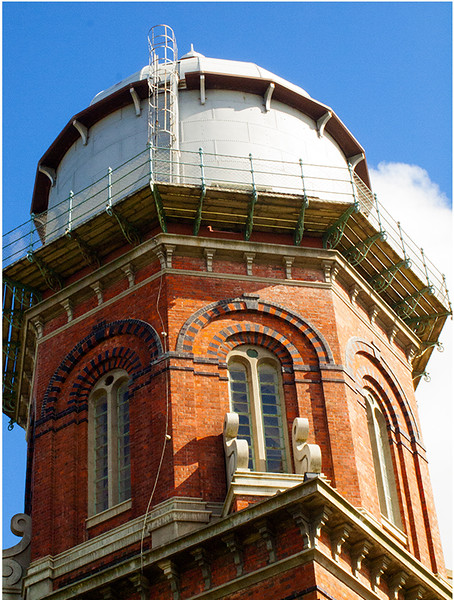 Old Water Tower Invercargill NZ