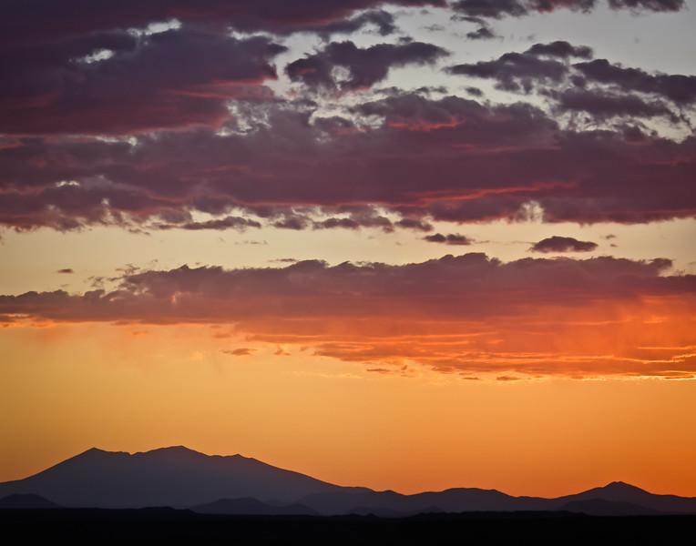 San Francisco Peaks Sunset