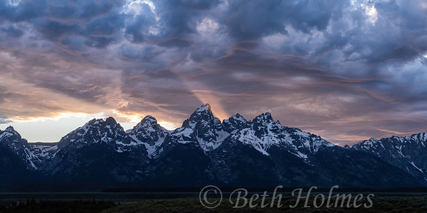 Beam Me to the Tetons