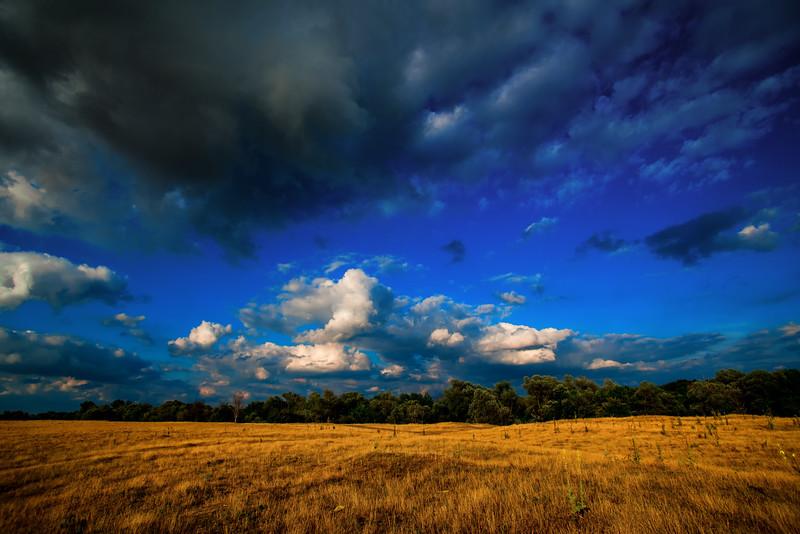 Peisaj langa Timisoara, fotografie de David Ovidiu, fotograf profesionist Timisoara.