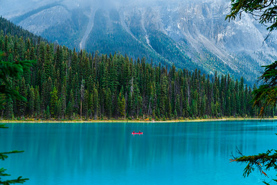 Emerald Lake - Yoho National Park