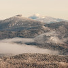 Camels Hump & Mt Mansfield from Sugarbush