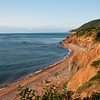 Coastline of Cape Breton Island, Nova Scotia