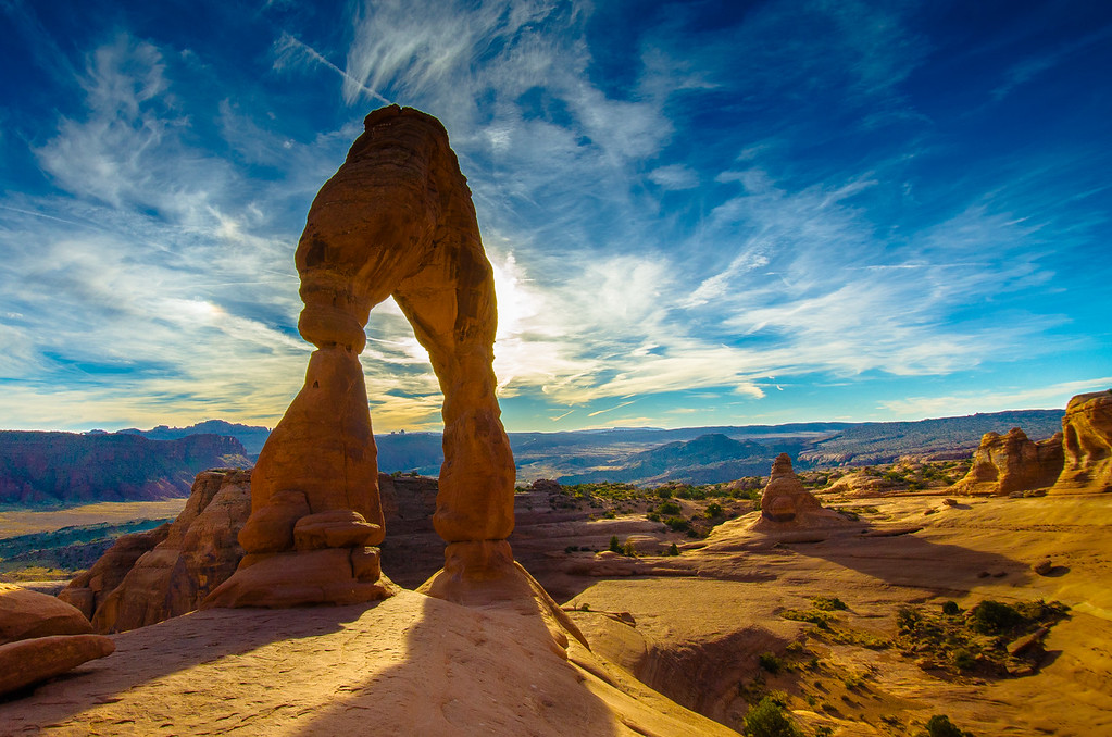 Dellicate Arch - Arches National Park