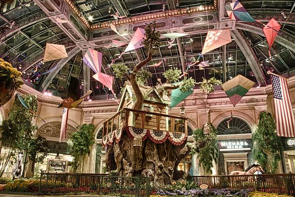 Conservatory Garden, Las Vegas