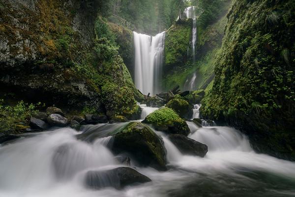 Fall Creek Falls - Washington