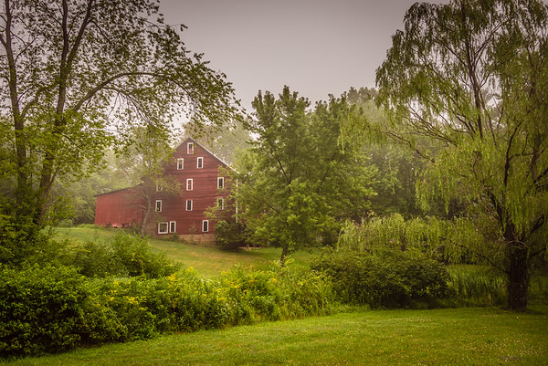 The Red Barn House