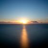 Flamborough ay Sunrise