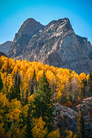 Sundial Peak, Big Cottonwood Canyon, UT