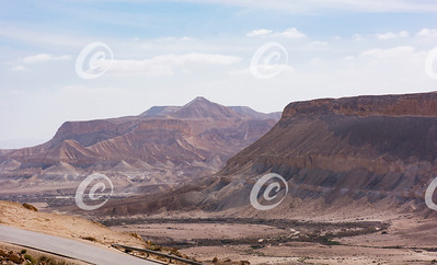 Wadi Zin near Sde Boqer, Israel