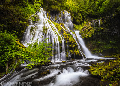 Panther Creek Falls I