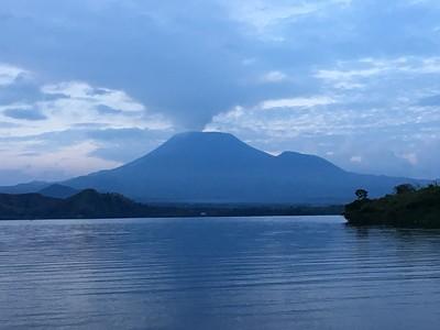 The Nyiragongo volcano