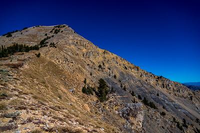 Box Elder Peak, UT