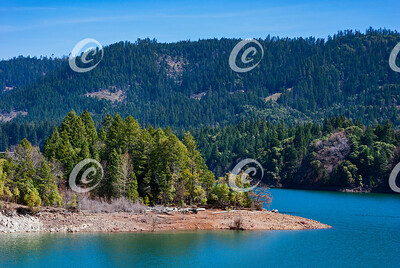Lost Creek Lake on the Rogue River