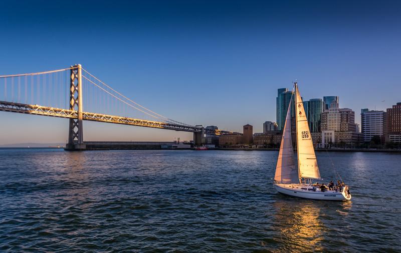 Sailing - The San Francisco Bay