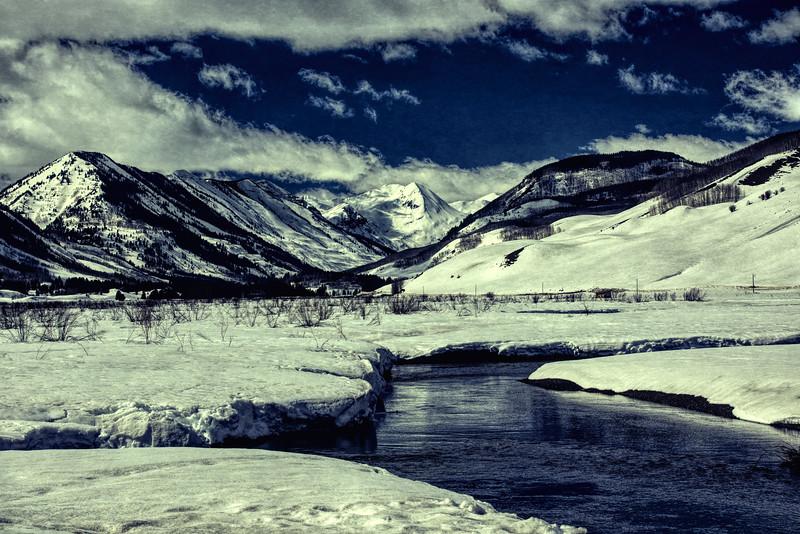 Slate River