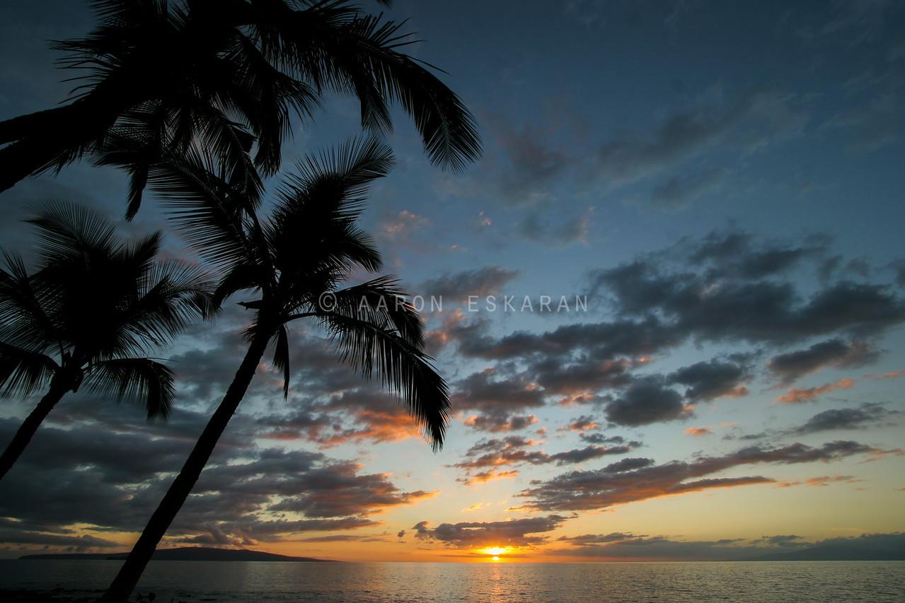 Kihei Sunset 1