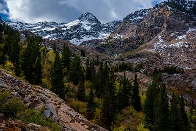 Dromedary Peak, UT