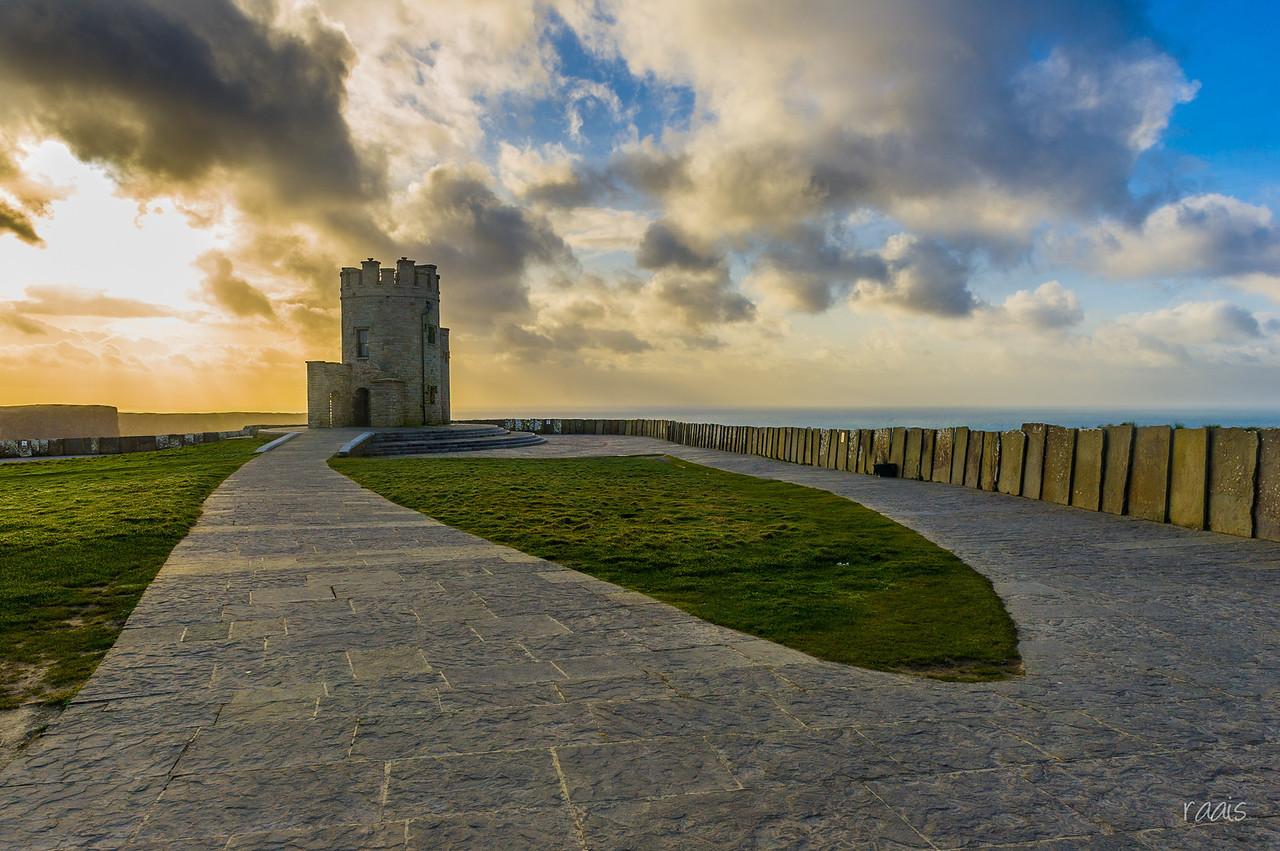 O'Brien's Tower, County Clare, Ireland