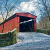 Thomas Mill Covered Bridge