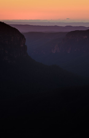 Blue Mountains National Park, New South Wales, Australia