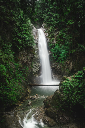 Cascade Falls, British Columbia, Canada
