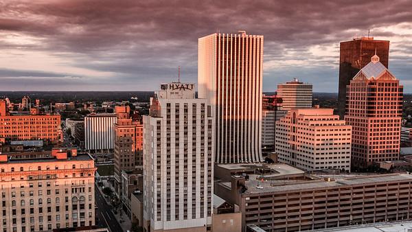 Rochester, NY Skyline