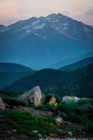 Cascade Mountain, Utah County, UT
