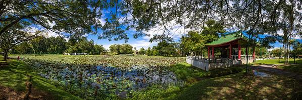 Taman Tuanku Haji Bujang, Sibu, Sarawak, Malaysia.