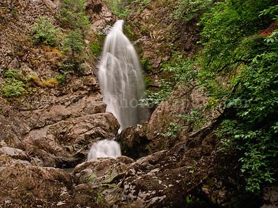 Hixon Creek Falls
