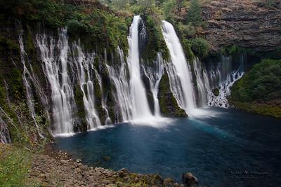 Burney Falls, Burney California