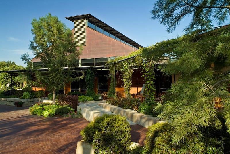 Dallas Arboretum. Client:  Lake Flato, San Antonio.
