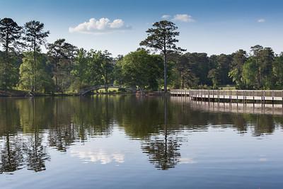 Callaway Gardens Boat Dock