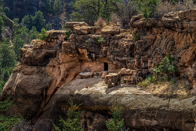 Small Cliff Dwelling