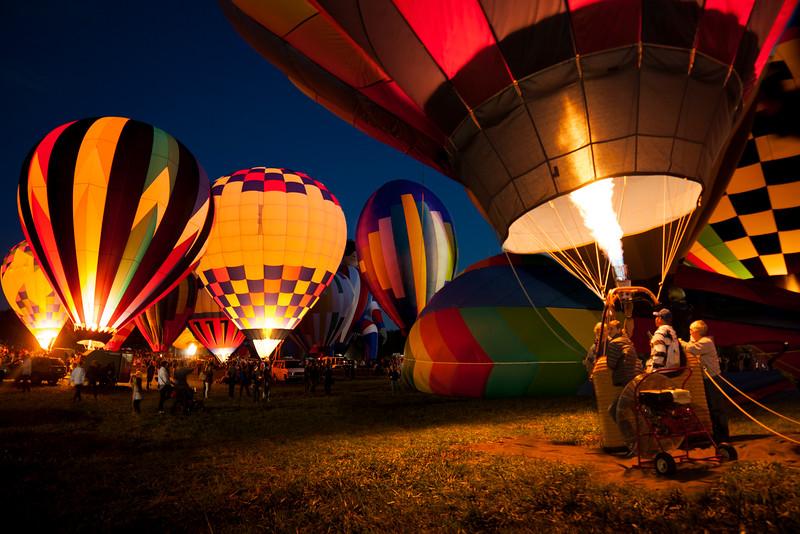 NC Balloon Festival