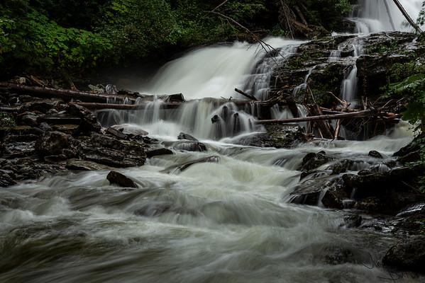 Silky Bijoux Falls