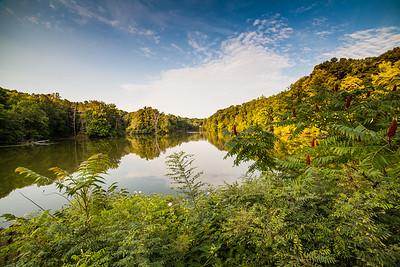 Eastman Lake Durand Eastman Park