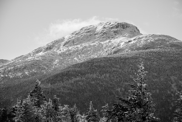 Mt Mansfield from Cambrdige, VT