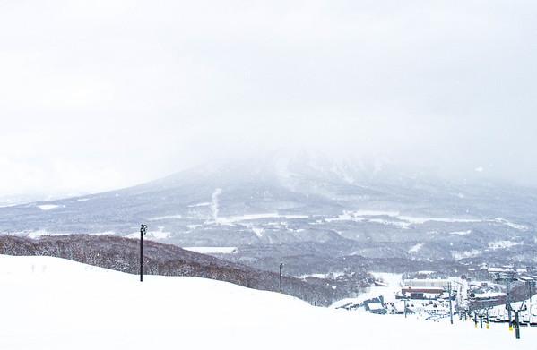 Mt. Yotei, Niseko Hirafu, Japan